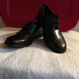 Comfortable NWT MEN  Black SHOES 👞Dexter